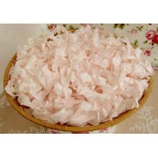 Шебби-лента Розовое облако