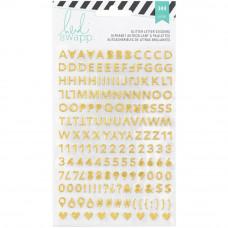 Набор стикеров на прозрачной основе от  Heidi Swapp Memory Planner Stickers 2/Pkg