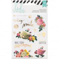 Лист стикеров Heidi Swapp Memory Planner Clear Stickers