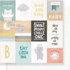 Лист Little You «Little One» от Crate Paper