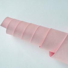 Переплётный кожзам - светло-розовый 35*50
