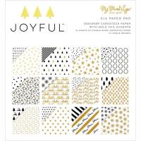 Набор бумаги Joyful 15*15  от MME