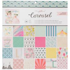 Набор бумаги Maggie Holmes Carousel  от Crate Paper